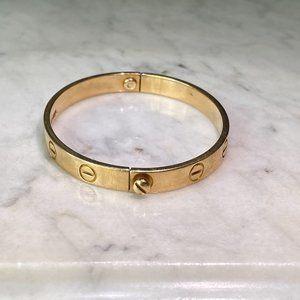 Vintage Cartier Love Bracelet